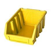Patrol Plastic box Ergobox 1 7,5 x 11,2 x 11,6 cm, yellow
