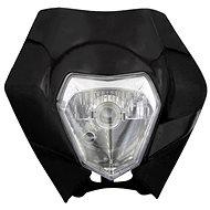 M-Style Přední světlo pro motorku KTM černá - Přední světlomet