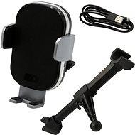 M-Style Charge 1 držák telefonu na opěrku hlavy N4