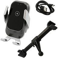 M-Style Charge 2 držák telefonu na opěrku hlavy N4