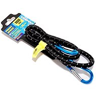 Bungee Cord COMPASS Flexible Clamp 10mm CARABINER 1x100cm - Gumicuk