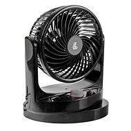 LAMPA Ventilátor vnitřní otočný s regulací otáček - Ventilátor 24V