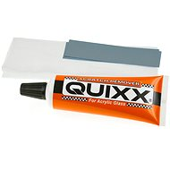 Glass cleaner, plexiglass, lights - Qiuxx - Xerapol - Headlamp Renovation Set