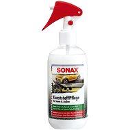 SONAX péče o vnitřní a vnější plasty, 300ml - Oživovač plastů