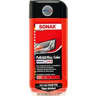 SONAX Polish & Wax COLOR červená, 500ml - Vosk na auto
