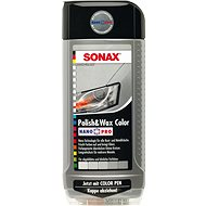 SONAX Polish & Wax COLOR silver grey, 500ml - Car Wax