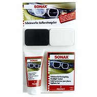 SONAX Headlight renovation kit, 75ml - Headlamp Renovation Set