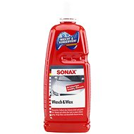 SONAX Wax shampoo concentrate, 1L - Car Wash Soap