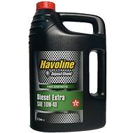 Havoline Diesel Extra 10W-40 to 5 liters - Oil