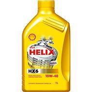 Shell Helix 10W-HX6 40-1 l - Motor Oil