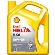 SHELL HELIX HX6 10W-40 5l - Oil