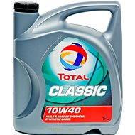 TOTAL CLASSIC 10W40 - 5 litrů - Motorový olej