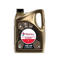 TOTAL CLASSIC 5W-40 5 litres - Motor Oil