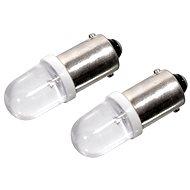 COMPASS 1 LED 12V Ba9s bílá 2ks - Autožárovka