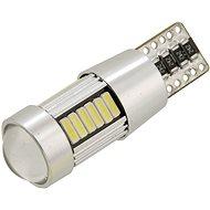COMPASS 27 LED 12V T10 NEW-CAN-BUS bílá 2ks - Autožárovka