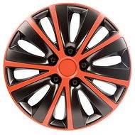 "VERSACO RAPIDE RED BLACK 15"" - Poklice na kola"