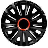 "VERSACO ROYAL RED RING BLACK 16"" - Poklice na kola"