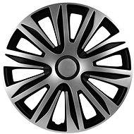 "NARDO SILVER/BLACK 15"" - Wheel Covers"