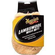 MEGUIAR'S Lambswool Wash Mitt - Čisticí rukavice