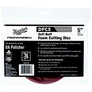 "MEGUIAR'S Soft Buff Foam Cutting Disc 5"" - Lešticí kotouč"
