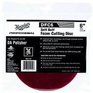 """MEGUIAR'S Soft Buff Foam Cutting Disc 6"""" - Kotouč"""