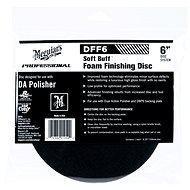 """MEGUIAR'S Soft Buff Foam Finishing Disc 6"""" - Lešticí kotouč"""