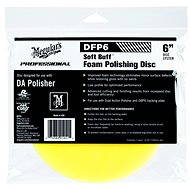 "MEGUIAR'S Soft Buff Foam Polishing Disc 6"" - Kotouč"