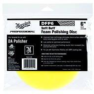 "MEGUIAR'S Soft Buff Foam Polishing Disc 6"" - Lešticí kotouč"
