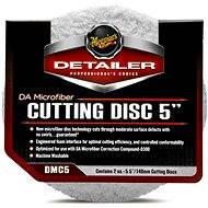"""MEGUIAR'S DA Microfiber Cutting Disc 5"""" - Lešticí kotouč"""