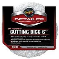 """MEGUIAR'S DA Microfiber Cutting Disc 6"""" - Lešticí kotouč"""