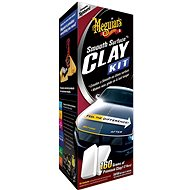 MEGUIAR'S Smooth Surface Clay Kit - Sada
