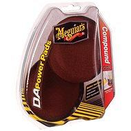 MEGUIAR'S DA Compound Power Pads - Sada