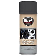 K2 COLOR FLEX 400ml (black matte) - Spray Paint