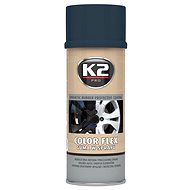 K2 COLOUR FLEX 400ml (carbon) - Spray Paint