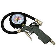 Blow gun with manometer, max. Pressure 8bar