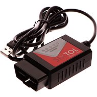 SIXTOL Diagnostika SC1 OBD2 USB + Touchscan CZ - Diagnostika