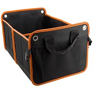 COMPASS Organizér do kufru dvojitý 54x34cm ORANGE - Organizér