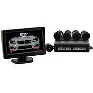 COMPASS Parkovací asistent 4 senzory + zadní kamera - Parkovací čidlo