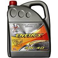 ENERGY motorový olej 5W-40 5l - Olej