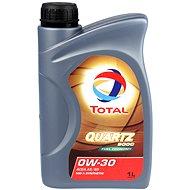 TOTAL QUARTZ 9000 0W30 1l - Olej