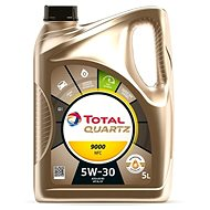 TOTAL QUARTZ 9000 FUTURE NFC 5W30 - 5 Litre - Motor oil