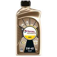 TOTAL QUARTZ 9000 5W40 -  1l - Motorový olej