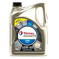 TOTAL QUARTZ DIESEL 7000 10W40 - 5 litrů - Motorový olej