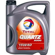 TOTAL QUARTZ 5000 15W40 5l - Olej