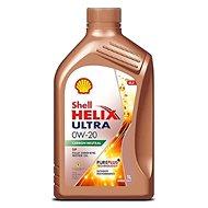 SHELL HELIX Ultra SN 0W-20 1l - Motorový olej
