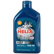 SHELL HELIX HX7 10W-40 1l - Motor Oil