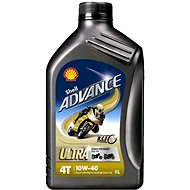 SHELL ADVANCE 4T ULTRA 10W-40, 1l - Motor Oil