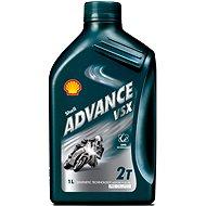 SHELL ADVANCE VSX 2T 1l - Motorový olej