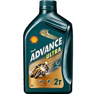 SHELL ADVANCE ULTRA 2 (FD / TC / EGD) - 1l - Motor Oil