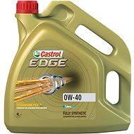 CASTROL EDGE 0W-40 TITANIUM FST 4 lt - Olej